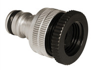 Flopro FLO70300181 - Flopro Elite Dual Fit Outside Tap Connector 12.5 - 19mm (1/2 - 3/4in)