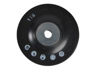 Flexovit FLV56838 - Backing Pad For Fibre & Semi Flexible Discs 125 x 22mm