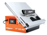Flexovit FLVTT180BM - TT180BM Water Cooled Pro Tile Cutter in Carry Case 550 Watt 240 Volt