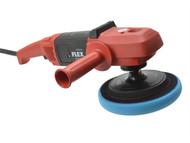 Flex Power Tools FLXL602VR - L-602-VR 150mm Polisher Complete Kit 1500 Watt 240 Volt