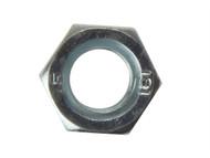 Forgefix FORNUT12M - Hexagon Nut ZP M12 Bag 50