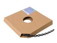 Forgefix FORPCBB17 - Black Plastic Coated Pre-Galvanised Band 17mm x 0.8 x 10m Box 1