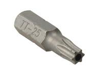 Forgefix FORTPTBIT25B - Tamper-Proof Torx Bit T25 Blister 1