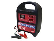 Faithfull Power Plus FPPAUBC8AMP - Battery Charger 9-112ah 8 Amp 240 Volt