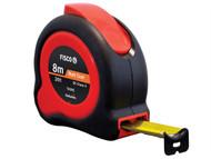 Fisco FSCTKC8ME - TKC8ME Tuf-lok Tape 8m/26ft (Width 25mm)
