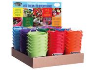 Gorilla Tubs GORMMTDISP - Tubtrugs Mixed Micro Tub Display 108 Piece