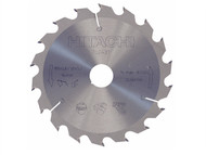 Hitachi HIT752431 - Circular Saw Blade 185 x 30mm x 18T