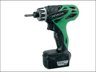 Hitachi HITDB10DL - DB10DL Screwdriver 10.8 Volt 2 x 1.5Ah Li-Ion