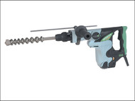 Hitachi HITDH40MR - DH40MR SDS Max Combi Rotary Hammer 6.5kg 240 Volt