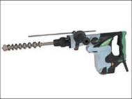 Hitachi HITDH40MRL - DH40MR SDS Max Combi Rotary Hammer 6.5kg 110 Volt