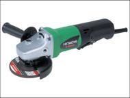 Hitachi HITG12SE2 - G12SE2 115mm Mini Angle Grinder 1200 Watt 240 Volt