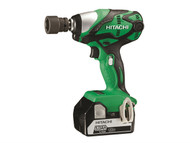 Hitachi HITWR18DSDL - WR18DSDL Impact Wrench 18 Volt 2 x 5.0Ah Li-Ion