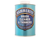 Hammerite HMMTBL1L - Thinner & Brush Cleaner 1 Litre