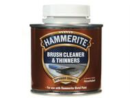 Hammerite HMMTBL250 - Thinner & Brush Cleaner 250ml