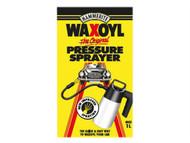 Hammerite HMMWAXSPRAY - Waxoyl Pressure Sprayer