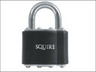 Henry Squire HSQ35KA - 35 Stronglock Padlock 38mm Open Shackle Keyed