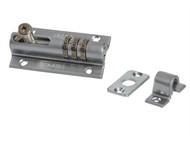 Henry Squire HSQCOMBI3CH - 3-Wheel Re-Codeable CombiBolt Lock Chrome