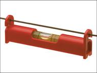 Hultafors HULUZ8 - Plastic Line Level 80mm UZ8