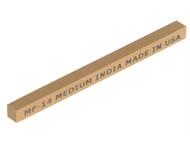India INDCF34 - CF34 Square File 100mm x 10mm - Coarse