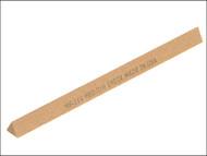 India INDFF114 - FF114 Triangular File 100mm x 6mm - Fine