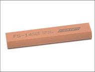 India INDMS24 - MS24 Round Edge Slipstone 115mm x 45mm x 6mm x 1.5mm - Medium