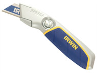 IRWIN IRW10504237 - Pro Touch Fixed Blade Utility Knife