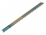 IRWIN IRW10504295 - Jigsaw Blades Wood Cutting Pack of 5 U234X