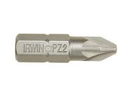 IRWIN IRW10504344 - Screwdriver Bits Pozi PZ2 50mm Pack of 5