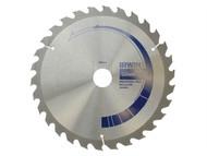 IRWIN IRW10506816 - Circular Saw Blade 235 x 30mm x 30T Professional Cross & Rip Cut