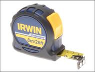 IRWIN IRW10508063 - Professional Pocket Tape 8m/26ft (Width 25mm) Bulk