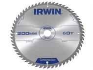IRWIN IRW1897213 - Circular Saw Blade 300 x 30mm x 60T ATB