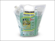 Karcher KARPDPOUCH - Patio & Deck Cleaner Pouch (500ml Concentrate)