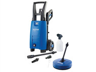 Kew Nilfisk Alto KEWC11035PC - C110.3-5 PC Compact Pressure Washer with Patio Washer 110 Bar 240 Volt