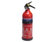 Kidde KIDKSPS1X - Fire Extinguisher Multi-Purpose 1.0kg ABC