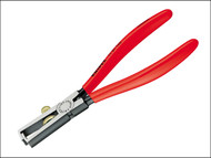 Knipex KPX1101160 - End Wire Insulation Stripping Pliers PVC Grip 160mm