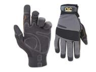 Kuny's KUN125L - Handyman Flexgrip Gloves - Large (Size 10)