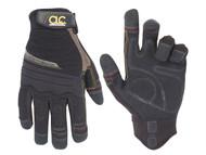 Kuny's KUN130L - Subcontractors Flexgrip Gloves - Large (Size 10)