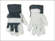 Kuny's KUN2043 - Heavy-Duty Lined Winter Rigger Gloves Large (Size 10)