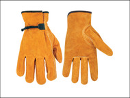 Kuny's KUN2057L - Split Grain Cowhide Driver's Gloves Large (Size 10)