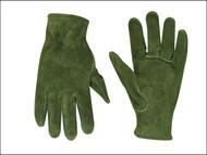 Kuny's KUN2271 - Garden Split Grain Leather Gloves (One Size)