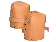Kuny's KUNKP299 - KP-299 Heavy-Duty Leather Thick Felt Knee Pads