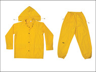 Kuny's KUNR102M - R102 3-Piece Yellow Polyester Suit - M