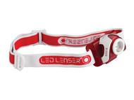 LED Lenser LED6106 - SEO5 Head Lamp Red Test It Pack