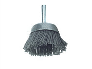 Lessmann LES43012807 - DIY Cup Brush 50mm Nylon Wire