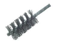 Lessmann LES54130107 - DIY Cylinder Brush 28mm 0.30 Steel Wire