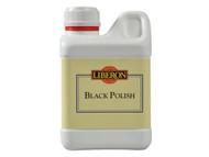 Liberon LIBBP500 - Black Polish 500ml