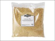 Liberon LIBCWF250G - Carnauba Wax Flakes 250g
