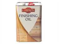 Liberon LIBFO5L - Finishing Oil 5 Litre