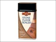 Liberon LIBFSSEAL1L - Colour Enhancer Stone Floor Sealer 1 Litre