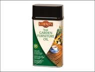 Liberon LIBGFOTE1L - Garden Furniture Oil Teak 1 Litre